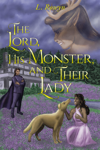 The Lord, His Monster, and Their Lady -- buy it now!